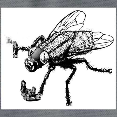 mosco graffiti - Mochila saco