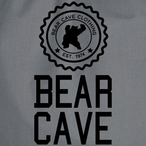 Bear Cave A'dam Athletics 1974 - Gymtas