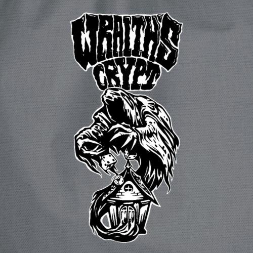 Wraith's Crypt - Logo - Turnbeutel