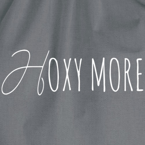 Hoxy More blanc - Sac de sport léger