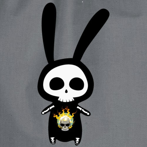 Rabbit Skeleton - Mochila saco