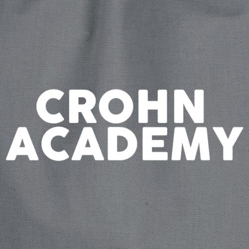 Crohn Academy - Sac de sport léger