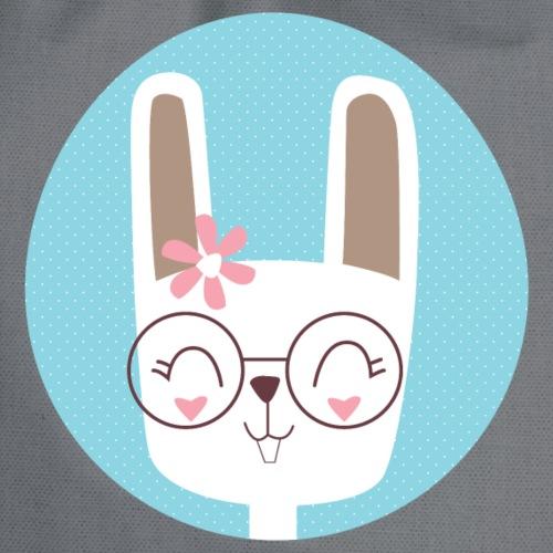 Lisa der Hase - Turnbeutel