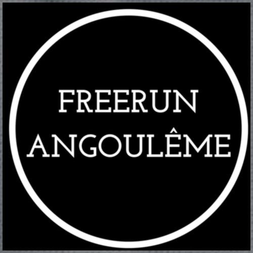 Freerun Angouleme noir logo - Sac de sport léger