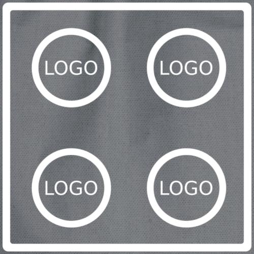 Logo kloss kudde - Gymnastikpåse