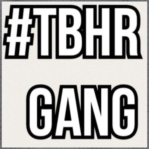 #TBHRGANG - Turnbeutel