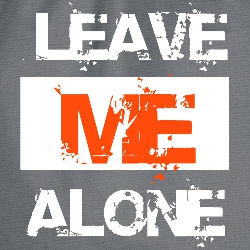 Leave me alone - Sac de sport léger