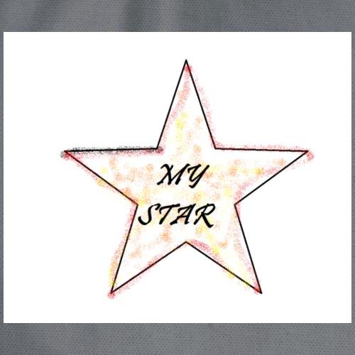 MY STAR - Turnbeutel
