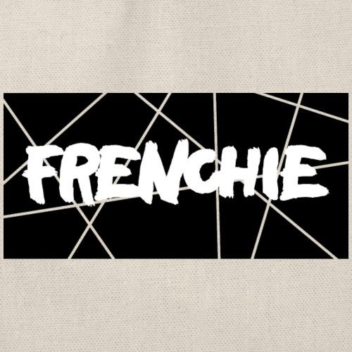 Frenchie Black & White - Turnbeutel