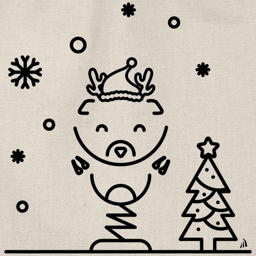 Noël reindeer 1