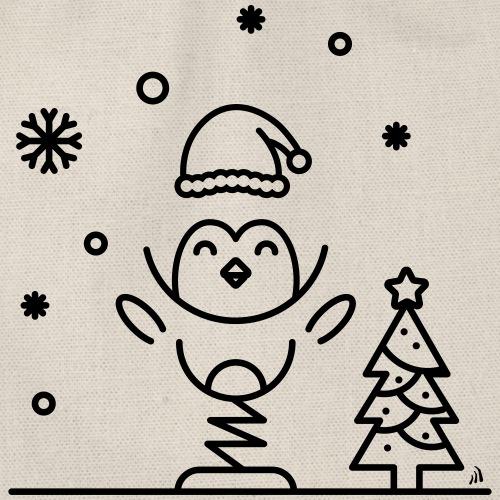 Noël pengouin 1