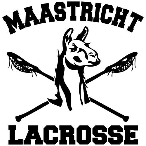 Maastricht Lacrosse - Black - Gymtas