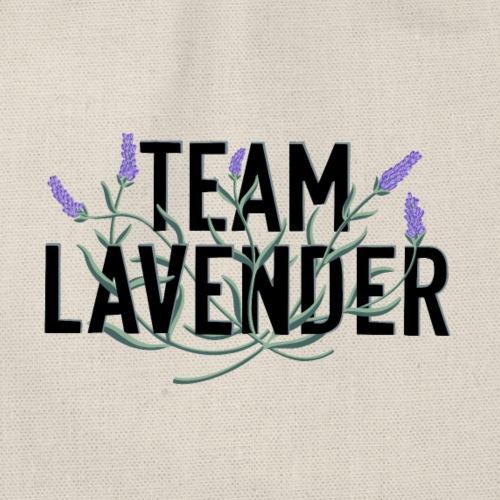 Team Lavender - Turnbeutel
