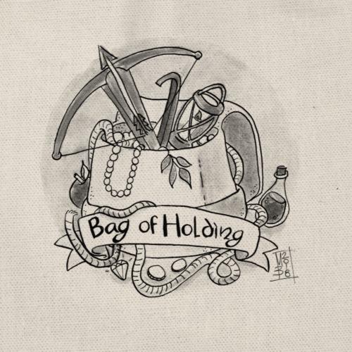 Bag of Holding - Sacca sportiva
