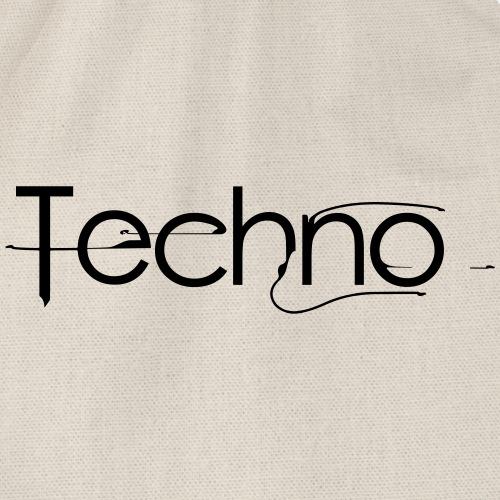 Techno - Sacca sportiva