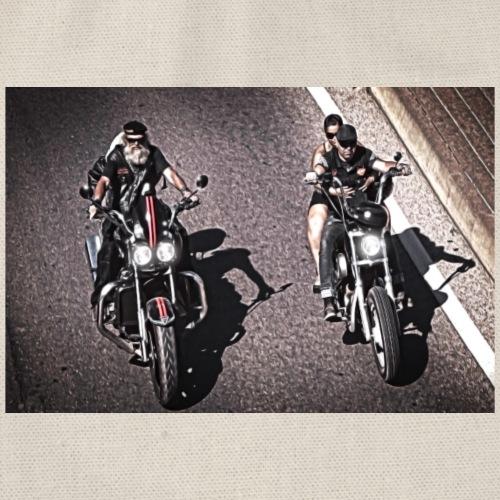 We ride together - Gymbag