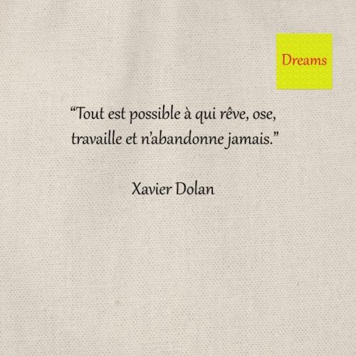 Dreams collection Xavier Dolan - Sac de sport léger