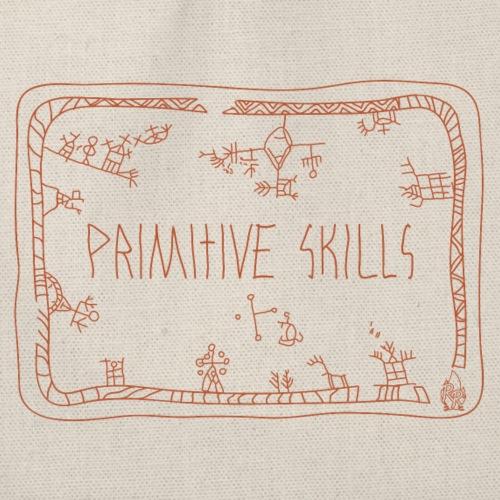 Primitive Skills Brown - Turnbeutel