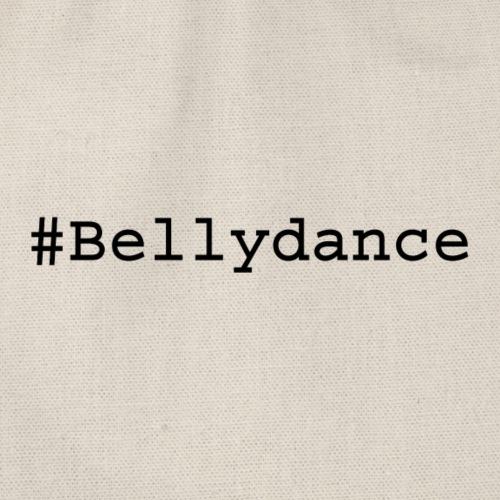 Hashtag Bellydance Black