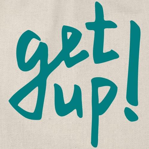 get up - Turnbeutel