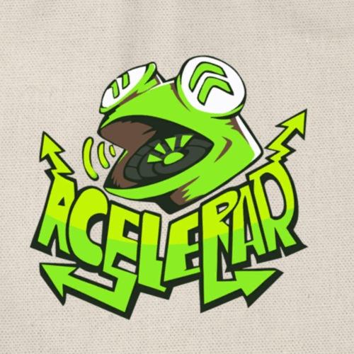 accelerate frog - Mochila saco