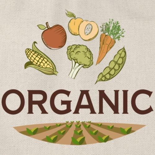 Organic - Drawstring Bag