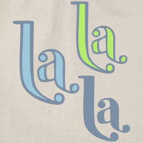 lalala - Turnbeutel