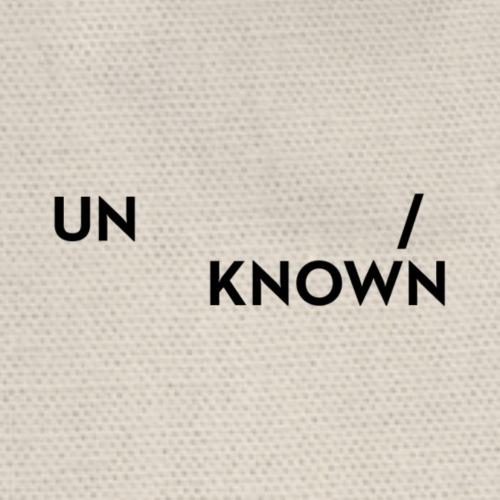 TSCHNIK | Known/Unknown - Drawstring Bag
