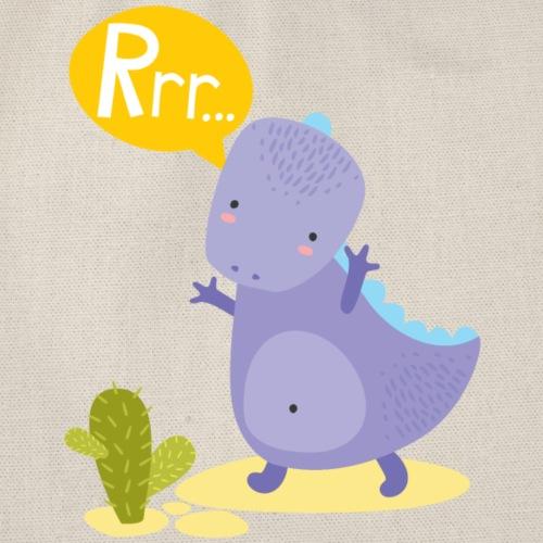 T Rex RRR Kaktus - Turnbeutel