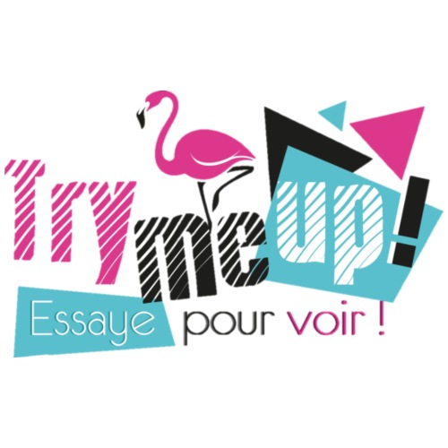 Logo Try me up ! - Sac de sport léger