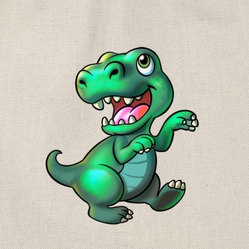 T-Rex, Rex Dinosaurier Tyrannosaurus Rex - Turnbeutel