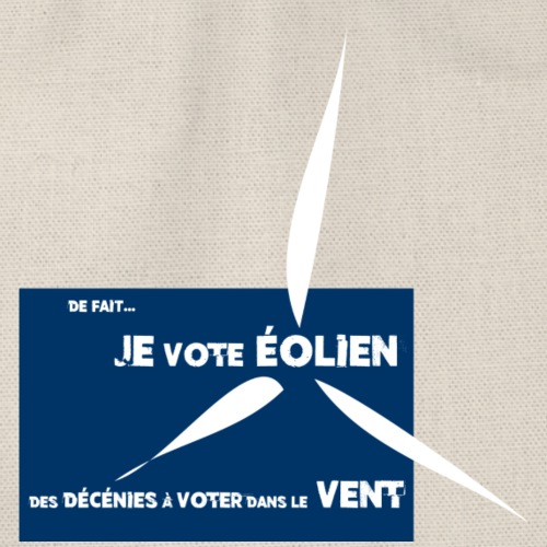Vote dans le vent - Sac de sport léger