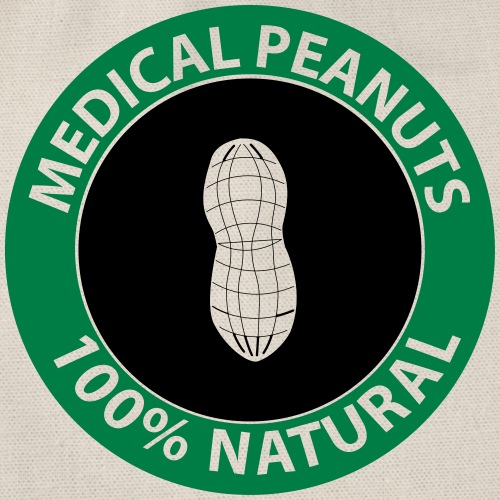 Peanut Attiction - Turnbeutel