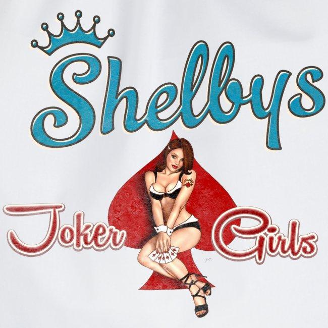 Joker Girls Vintage Custom