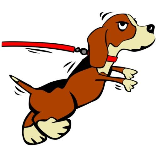 Kleiner Hund - Turnbeutel