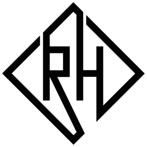 Robin Henderson Merchandise Black - Turnbeutel