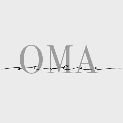 Stolze Oma – Oma & Opa Kollektion - Turnbeutel