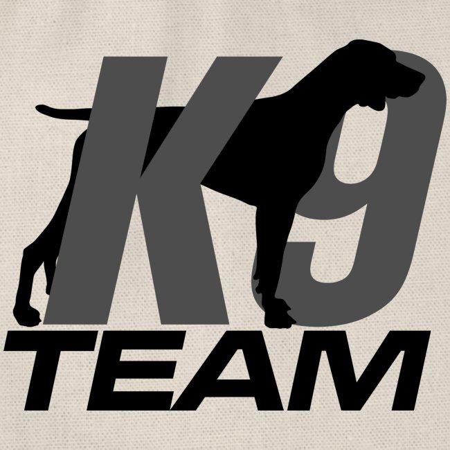 K-9 Team - German Shorthaired Pointer