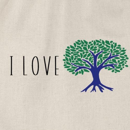 Plus d'arbre, plus de vie ! - Sac de sport léger