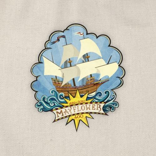 Mayflower 400 - Drawstring Bag