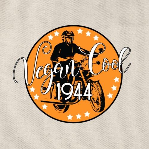 Vegan Cool Vintage Bike Club - Drawstring Bag