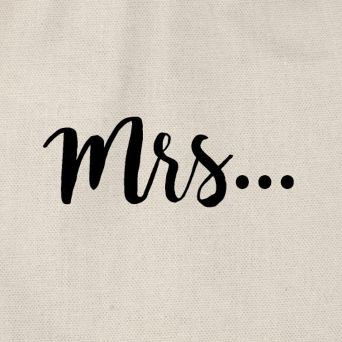 mrs - Turnbeutel