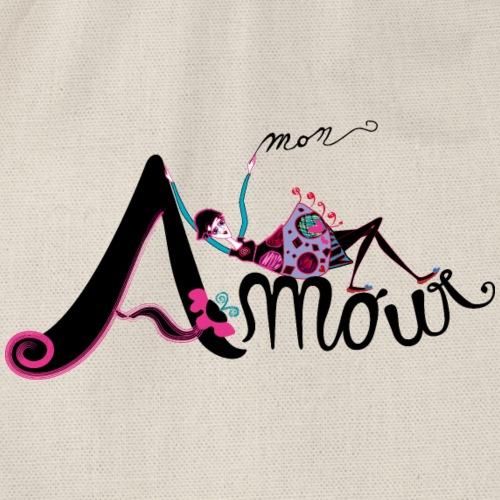 Love Mon Amour - Sacca sportiva