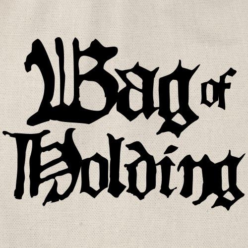 Bag of Holding - Drawstring Bag