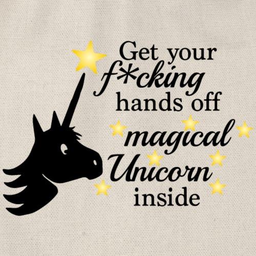 Magical Unicorn - Turnbeutel