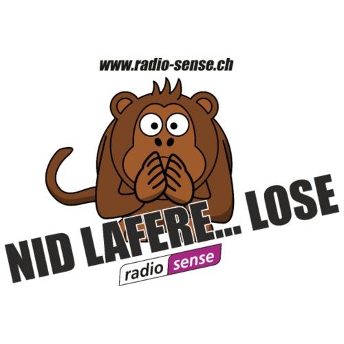 Radio-Sense: Nid Lafere - LOSE - Turnbeutel