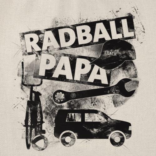 Radball | Papa - Turnbeutel