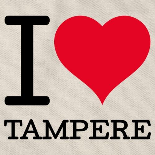 I love Tampere