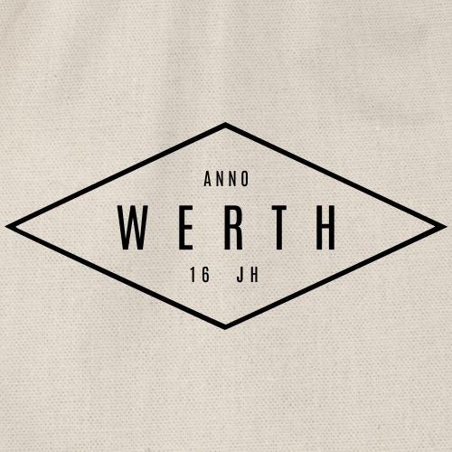 Werth ANNO 16. JH. - Turnbeutel