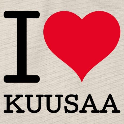 I love Kuusaa